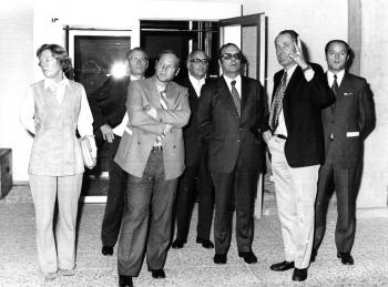 19730910 Russische Botschfter Institut