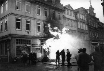 19731109 Gasrohrbrand Weenderstr 2