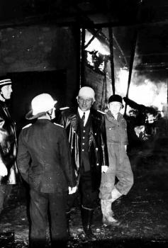 19731227 Feuer Gross-Schneen 1