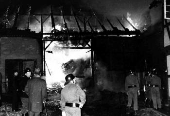 19731227 Feuer Gross-Schneen