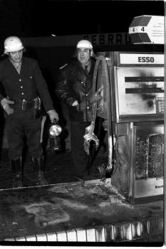 19740111 Feuer Tankstelle