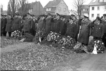 19740130 Beerdigung Mühlhausen
