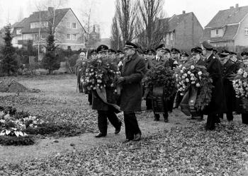 19740130 Beerdigung Mühlhausen 2