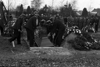 19740130 Beerdigung Mühlhausen 3