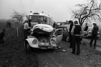 19740203 Unfall Gr.Ellershausen