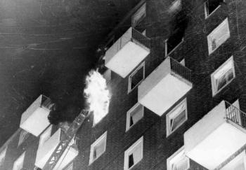 19740509 Hochhausbrand 1