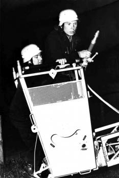 19740509 Hochhausbrand,Mönnich, Otto