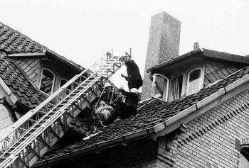 19740823 Rettung Schornsteinfeger