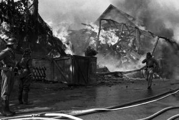 19740912 Feuer Volkerode 2