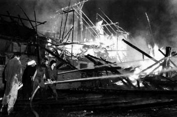 19740916 Feuer Sieboldshausen 1