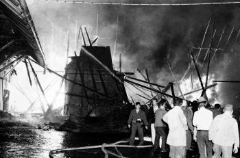 19740916 Feuer Sieboldshausen