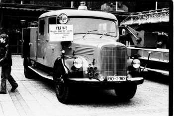 19741016 BF Feuerwehrschau TLF 16 8