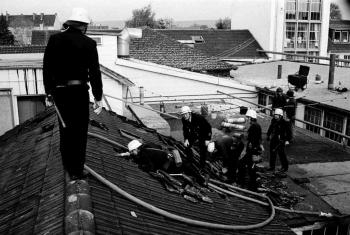19741017   Feuer Schneeweiss