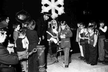 19741223 BF Weihnachtsfeier