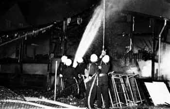 19750202 Feuer Dachdeckerei Böning