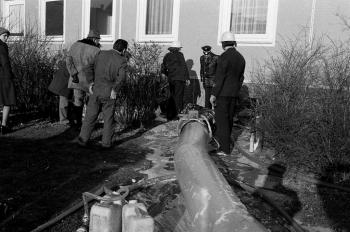 19750423 Trafobrand, Am Steinsgraben