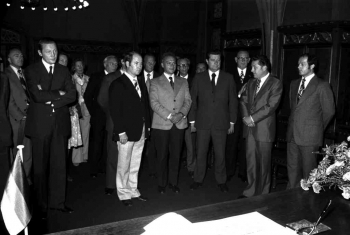 19750914 Polnische Delegation