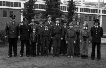 19751000 Jugendfeuerwehr Weende