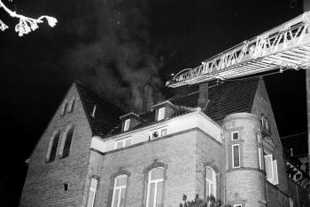 19751217 Feuer, Wilhelm-Weberstr. 1
