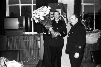 19751231 Verabschiedung Willmer