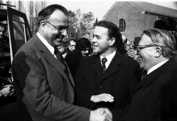 19760000 Friedland, Kohl, Albrecht, Döring