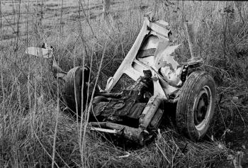 19760503 Eisenbahnunfall Rosdorf 3