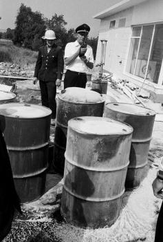 19760813 Feuer Tankstelle Reinhäuser 2
