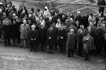 19761209 Richtfest Rathaus 2