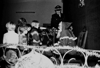 19761220 BF Weihnachtsfeier 1