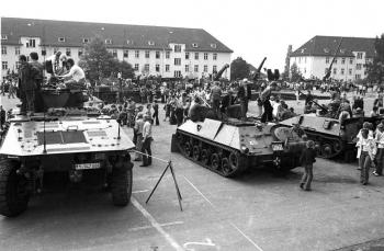 19770822 Bundeswehrschau 1