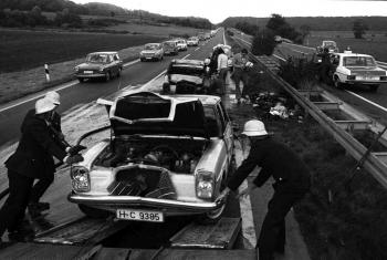 19771003 Unfall BAB Hedemünden