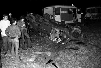 19771108 Unfall BAB Nörten 1