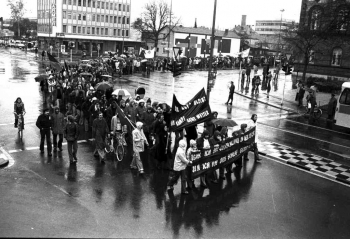 19771109 Demo Buback Politisches Mandat 1
