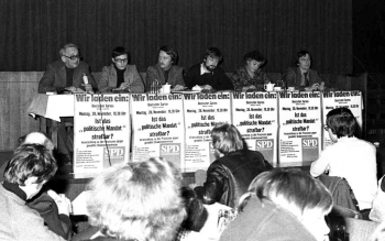 19771129 Schröder AStA Prozess SPD