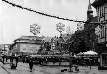 19771129 Weihnachtsmarkt