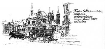 19771202 BF Weihnachtskarte