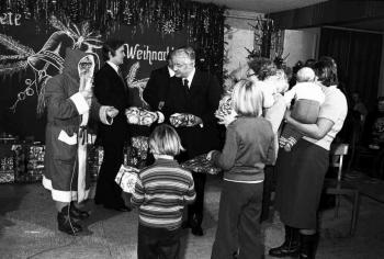 19771220 Weihnachtsfeier Friedland