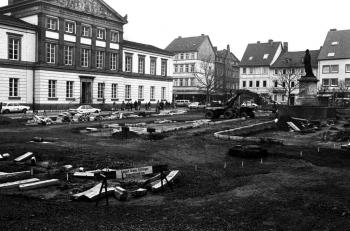19771223 Umbau  Wilhelmsplatz 1