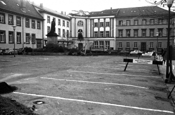 19771223 Umbau Wilhelmsplatz