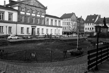 19771223 Umbau Wilhelmsplatz 2