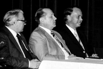 19780519 MP Albrecht, Müller, Döring,Stadthalle CDU
