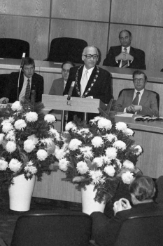19781208 Einweihung Rathaus 2