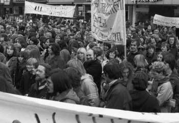 19791113 Lehrerstreik 1