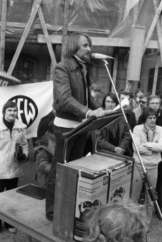 19791113 Lehrerstreik Schumacher