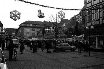 19791206 Weihnachtsmarkt