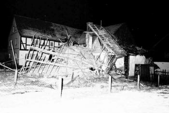 19800130 Gasexplosion Jühnde 1