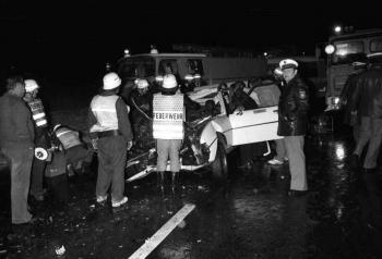 19800309 Unfall BAB Friedland 1