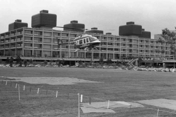 19800703 Hubschrauber Klinikum1