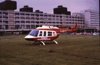 19800703 Hubschrauber Klinikum