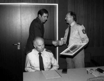 19800717 Polizei Verabschiedung PD Will 1